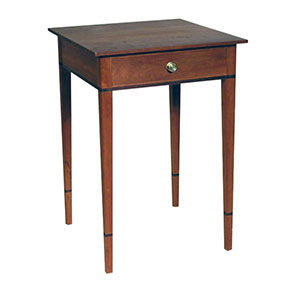 Straight Leg Table