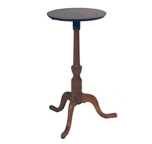 18th c. style Candle Stand